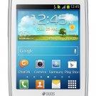 Samsung Galaxy Star Duos S5282, Factory Unlocked Android International Version No Warranty (White)