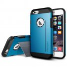 iPhone 6 Case, Spigen Tough Armor S Case for iPhone 6 (4.7-Inch) - Electric Blue