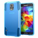 Hyperion Oracle TPU Protective Case for Samsung Galaxy S5 / SV- BLUE