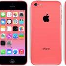 New Apple iPhone 5C 8GB (Pink) Factory Unlocked