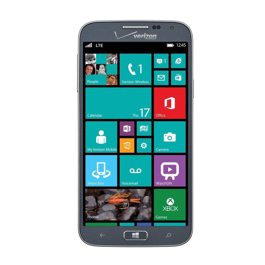 Samsung w750 ativ se 16gb verizon wireless 4g lte windows for Window 4g mobile
