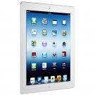 Apple iPad 3rd gen 16GB Wifi Tablet (White) - Retina Display + Warranty