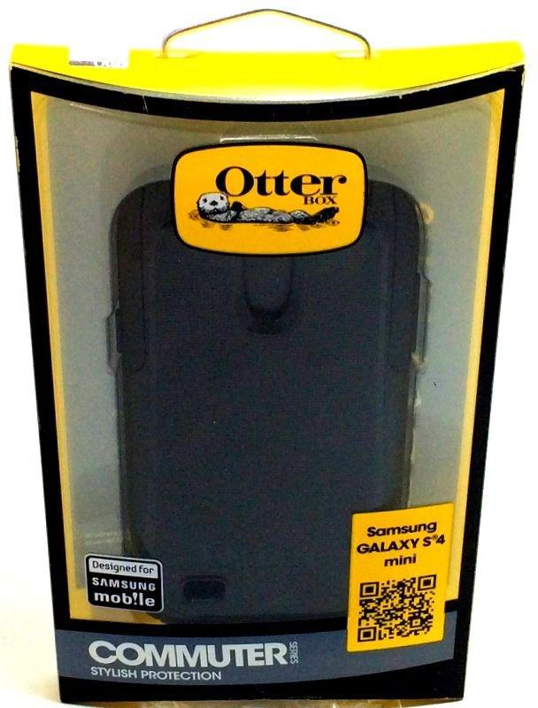 new original otterbox commuter case for samsung galaxy s 4 s4 mini. Black Bedroom Furniture Sets. Home Design Ideas