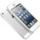 "Apple iPhone 5 4"" Retina Display 64GB 4G GSM UNLOCKED Cell Phone White"