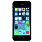 "Apple iPhone 5S 16GB ""Factory Unlocked"" 4G LTE iOS Smartphone Black"