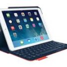 New Logitech Ultrathin Keyboard Folio for iPad Air Mars Red Orange