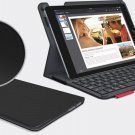 Logitech Type+ plus Air 2 Black Bluetooth Keyboard Case Folio for iPad Air 2