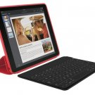 NEW Logitech Keys-To-Go Black ultra-Portable Bluetooth Keyboard for Ipad iphone