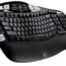 Logitech K350 2.4Ghz Wireless Keyboard with Unifying Receiver