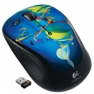 Logitech M325 Wireless Mouse - Into the Deep w/unifying receiver PC Mac