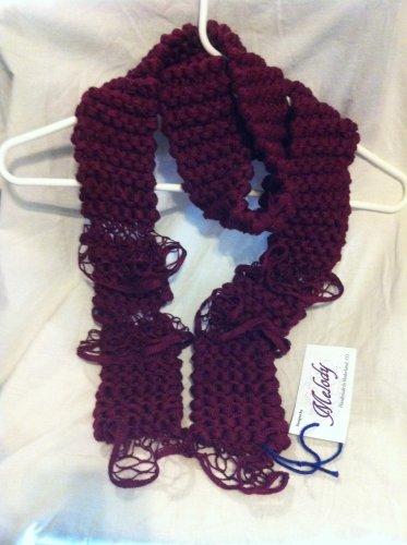 Handmade Knit Fashion Winter Scarf