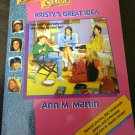 Babysitters Club #1 Kristy's Great Idea - Autographed Copy