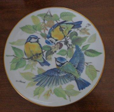 Alt Tirschenreuth 1985 Decorative Bird Plate