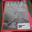 Time Magazine Back Issue Oct 4, 2004 Sudan