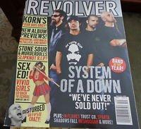 Revolver Magazine Back Issue November/December 2002