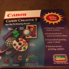 Canon Creative 3 Software