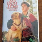Far From Home: The Adventures of Yellow Dog (VHS, 1995)