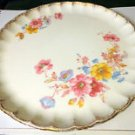 Vintage W.S. George Floral Collectors/Decorative Plate