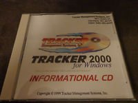Tracker 2000 for Windows Software