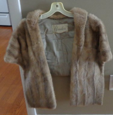 Vintage Fur Wrap from Younkers