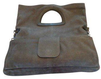 Berge Leather/suade Handbag Shoulder Bag
