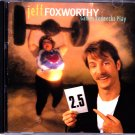Games Rednecks Play by Jeff Foxworthy CD 1995 - COMPLETE
