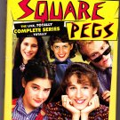 Square Pegs - The Complete Series DVD 2008 3-Disc Set - Very Good