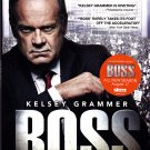 Boss - Season One DVD 2012 3-Disc Set - Like New