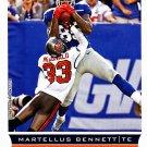 Martellus Bennett - Bears 2013 Score Football Trading Card #38