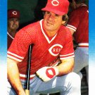 Pete Rose - Reds 1987 Fleer Baseball Trading Card #213
