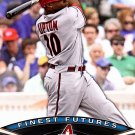 Justin Upton - Diamond Backs 2011 Bowman Baseball Trading Card #FF19
