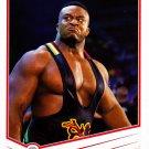 Big E Langston - WWE 2013 Topps Wrestling Trading Card #3