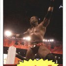Booker T - WWE 2012 Topps Heritage Wrestling Trading Card #45