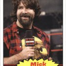 Mick Foley - WWE 2012 Topps Heritage Wrestling Trading Card #52