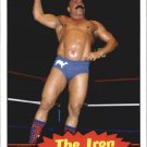 The Iron Sheik - WWE 2012 Topps Heritage Wrestling Trading Card #81
