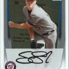 Sammy Solis - Nationals 2011 Bowman Baseball Trading Card #BP106