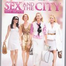 Sex and the City - The Movie DVD 2008 - Like New