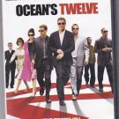 Ocean's Twelve DVD 2005 - Very Good