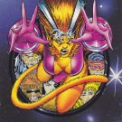 Feral - 1992 Marvel Comic Trading Card #67