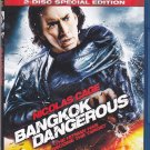 Bangkok Dangerous - Blu-ray Disc 2009 2-Disc Set - Like New
