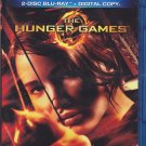 The Hunger Games Blu-ray Disc, 2012, 2-Disc Set - Very Good