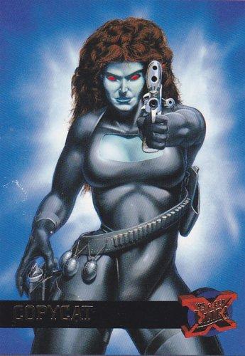 Copycat - 1994 Marvel Comic Trading Card #12