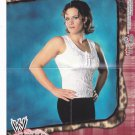 Molly - WWE Absolute Divas 2002 Wrestling Mini Poster