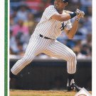 Oscar Azocar - Yankees 1991 Upper Deck Baseball Trading Card #464