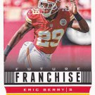 Eric Berry - Chiefs 2013 Score Football Trading Card #314