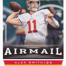 Alex Smith - Chiefs 2013 Score Football Trading Card #236