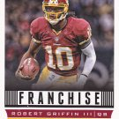 Robert Griffin III - Redskins 2013 Score Football Trading Card #289