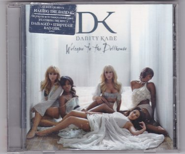 Welcome to the Dollhouse by Danity Kane CD 2008 - Good