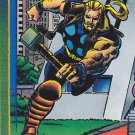 Thunderstrike - 1993 Marvel Comic Trading Card #94