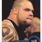 Brodus Clay - WWE 2011 Topps Wrestling Trading Card #32